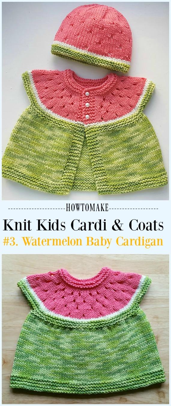 23fec8f843f6 Kids Cardigan Sweater Free Knitting Patterns