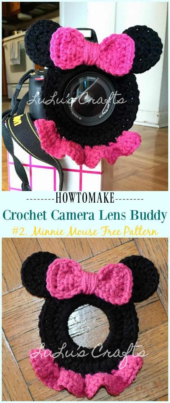 Crochet Camera Lens Buddy Amp Cozy Patterns