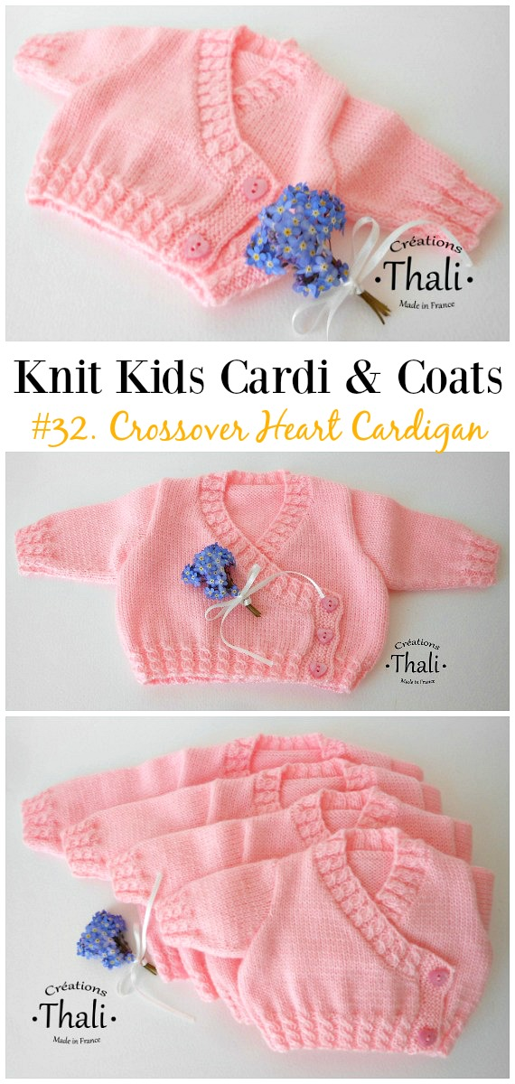ea016582f Kids Cardigan Sweater Free Knitting Patterns