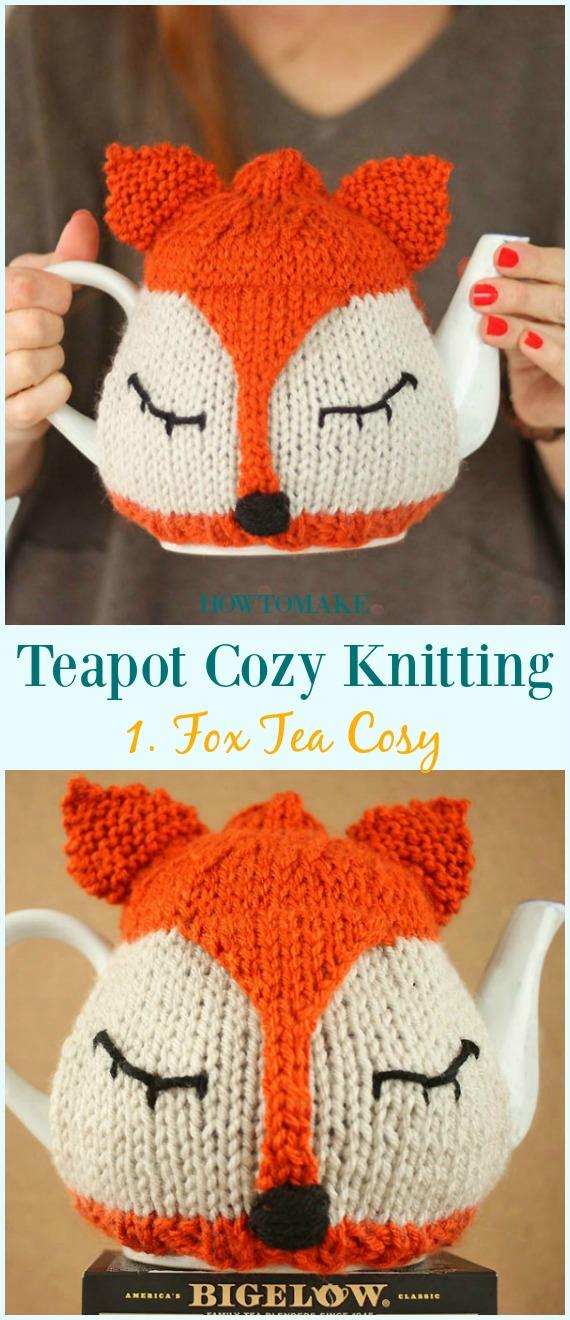 Teapot Cozy Free Knitting Patterns
