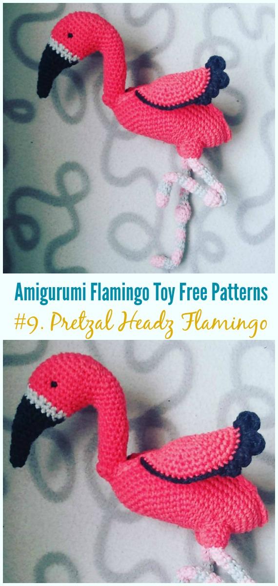 flamingo – Amigurumi Patterns | 1200x570