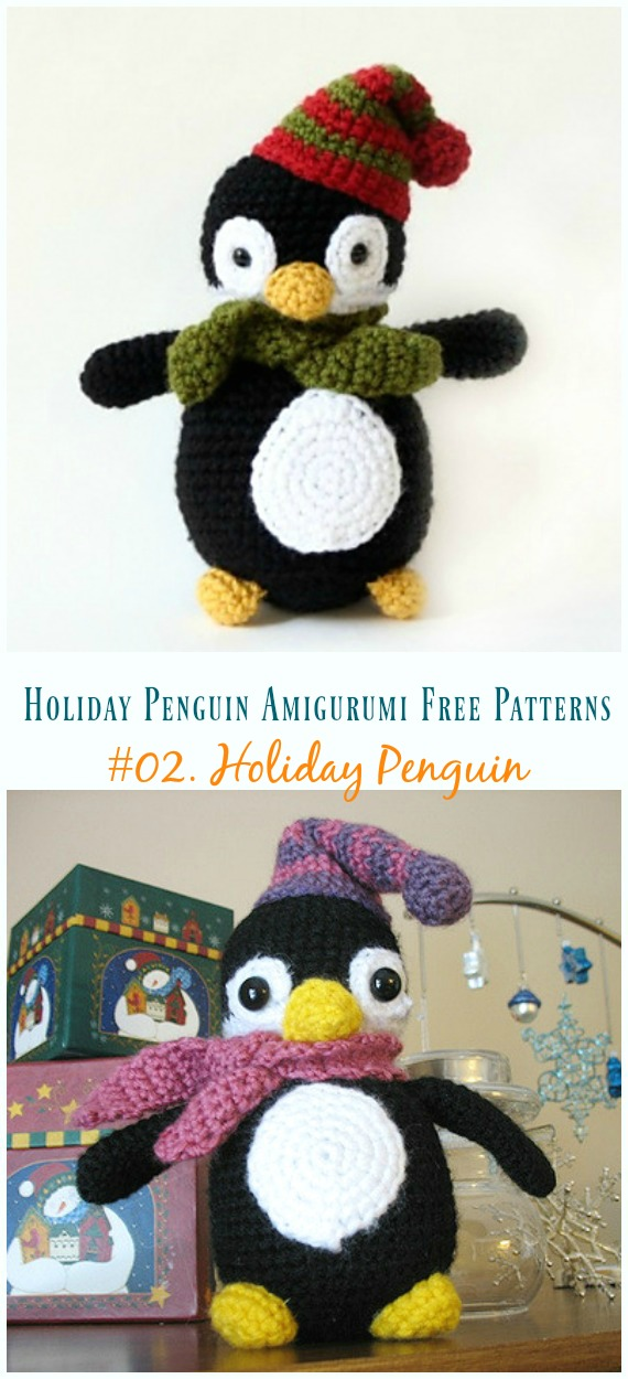 Christmas crochet Archives - Amigurumi Today | 1250x570