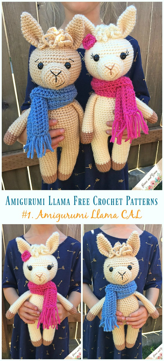 AMIGURUMI CROCHET CHRISTMAS SOFTIES TOYS FREE PATTERNS 2019 - Page ... | 1240x565
