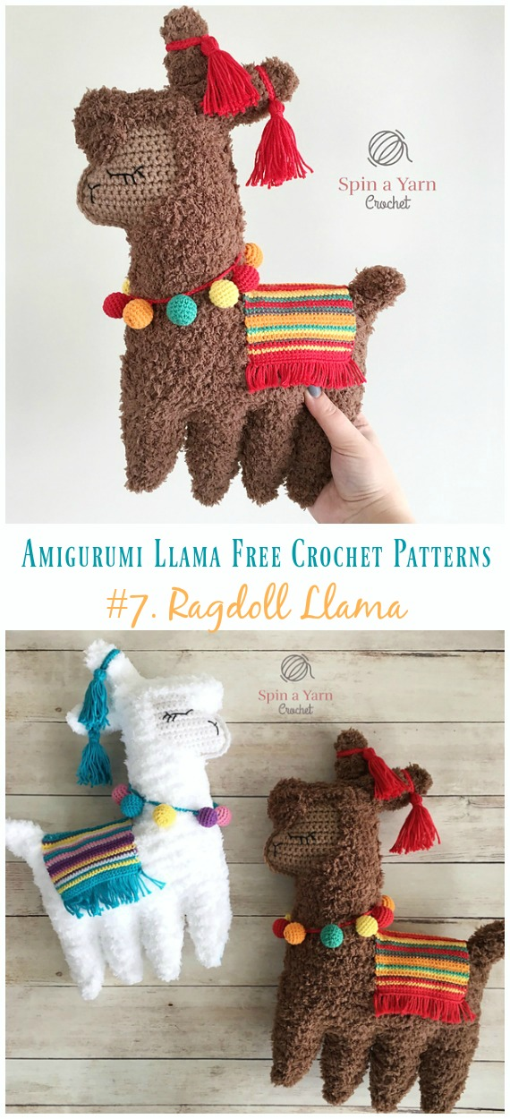 Llama-No-Drama Crochet Tutorial | With Mikey of The Crochet Crowd ... | 1250x570