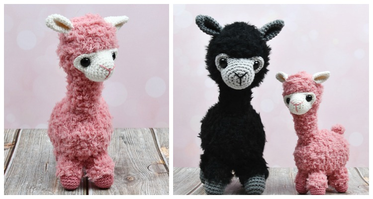 Llama-No-Drama Crochet Tutorial | With Mikey of The Crochet Crowd ... | 400x750