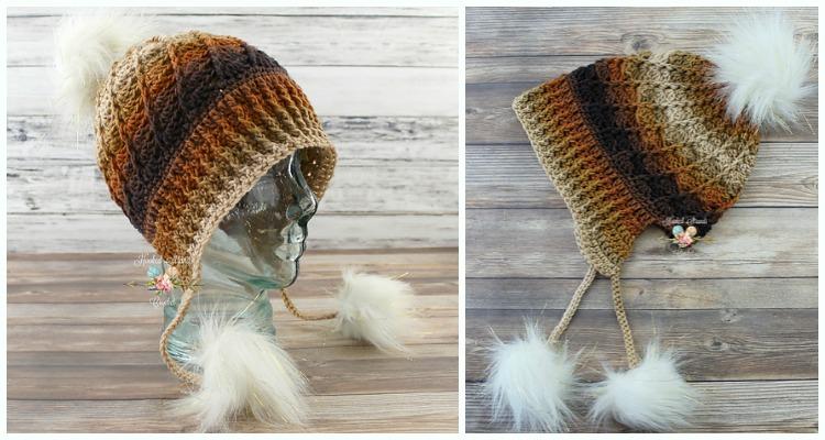 Divine Hat Crochet Free Patterns - Adult Hat Crochet e3ee1b00f13