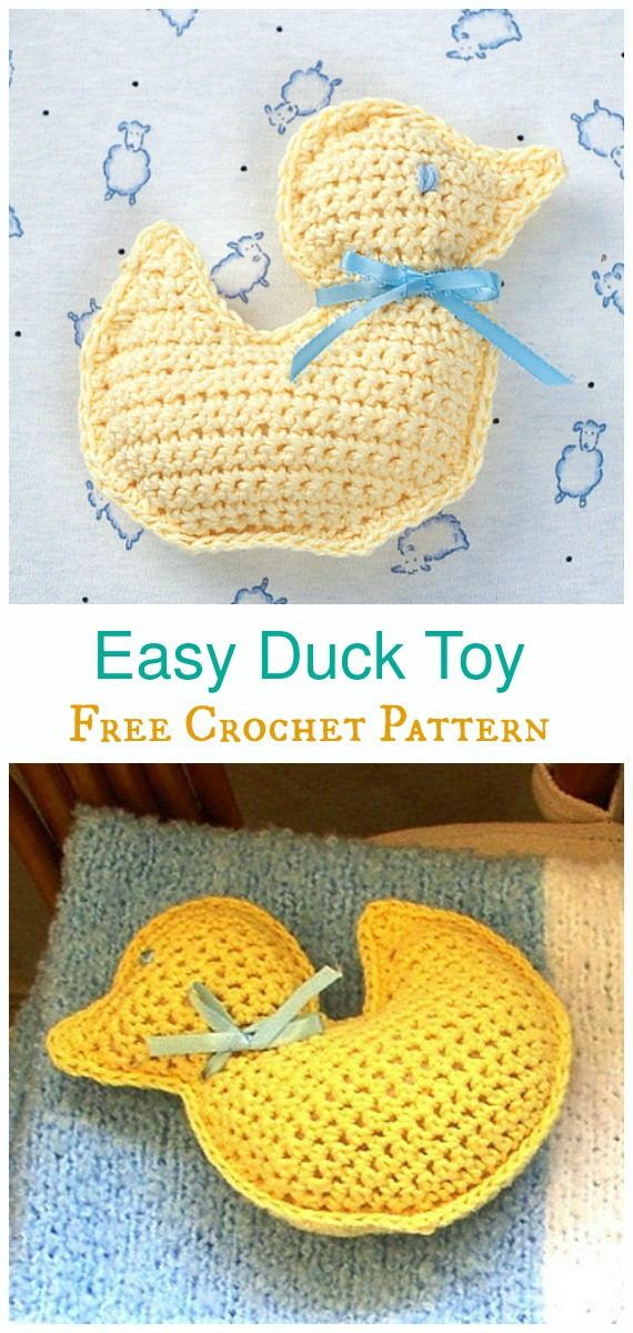 25 Easy Crochet Patterns for Beginners | 1200x570