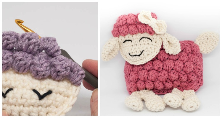 Amigurumi Lamb Sheep Crochet | 400x750