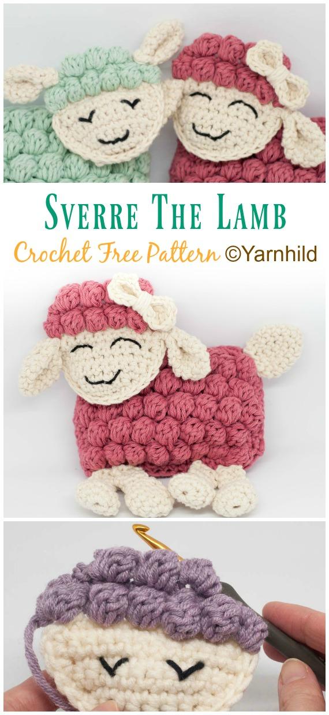 Farm animals Archives - Amigurumi Crochet   1240x570