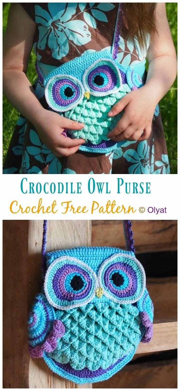 19 Free Crochet Owl Patterns | Guide Patterns | 1240x570