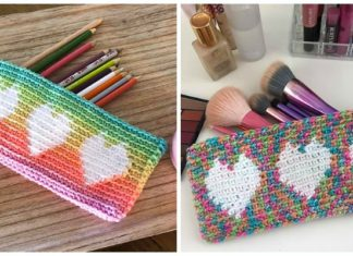Guide To Crochet Crossed Sches For Cables And More