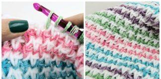 Tunisian Crochet Baby Blanket Free Pattern Page 4 Photo Blanket