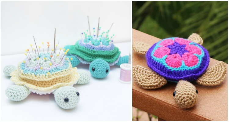 Watermelon turtles – amigurumi patterns - Amigurumi Today | 400x750