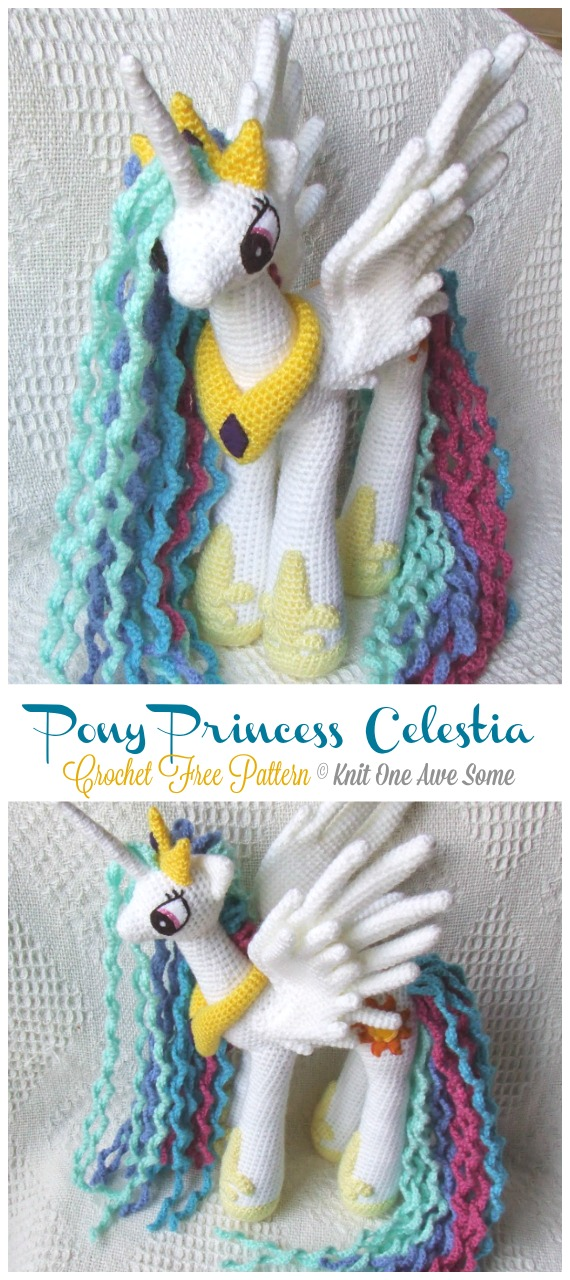 Amigurumi Princess Doll in Cape Crochet Free Pattern - Part 1 ... | 1280x570