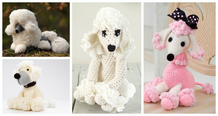 Dog Crochet Pattern Pinterest Top Pins - The WHOot | 400x750