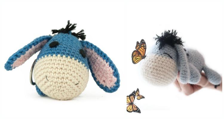 Amigurumi Cute Donkey Crochet Pattern » Amigurumi Crochet Patterns By  HavvaDesigns | 400x750