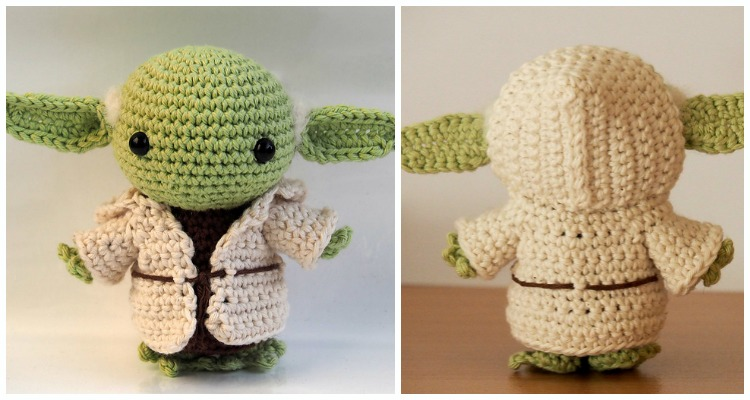 Amazing Amigurumi Patterns - and They're All Free! | 400x750