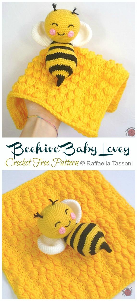 Free Crochet Bee Pattern | Crochet bee, Crochet patterns amigurumi ... | 1250x570