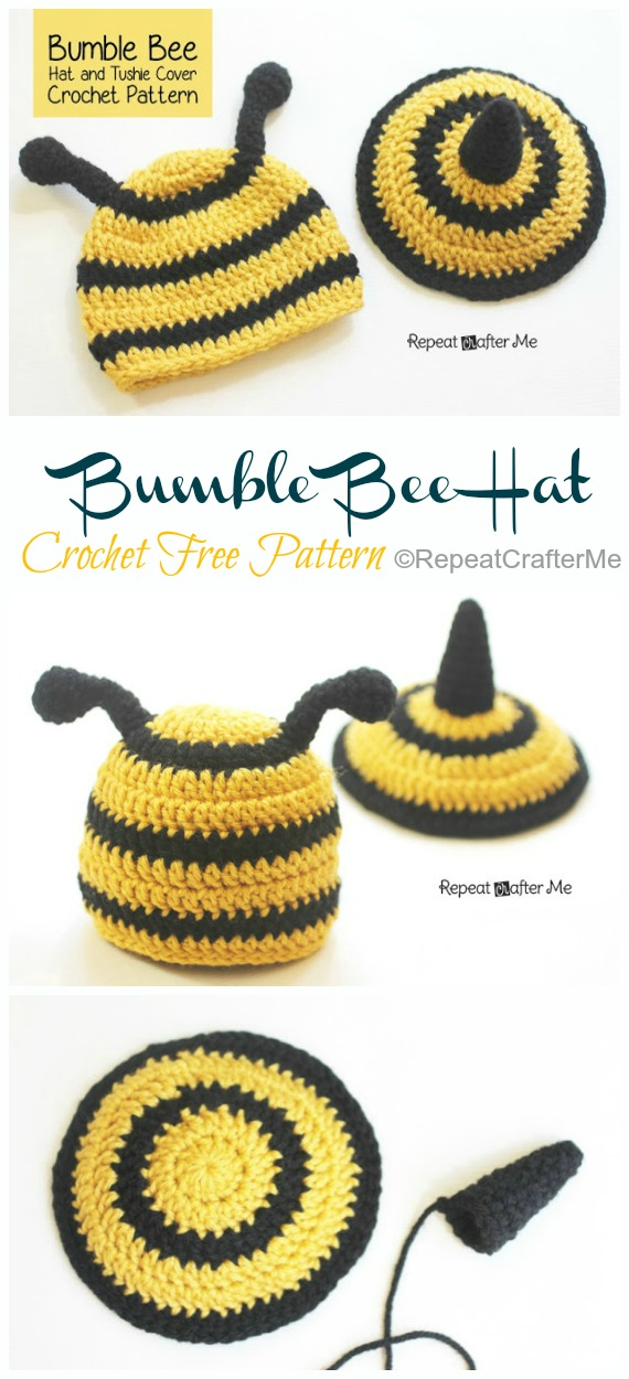Crochet Bee - Crochet 365 Knit Too | 1250x570