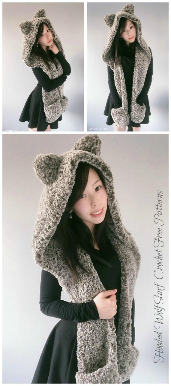 Crochet wolf amigurumi pattern - Amigurumi Today | 1280x570
