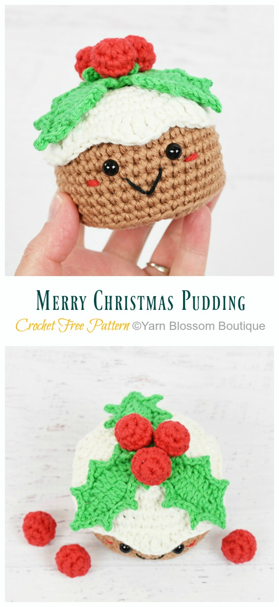 Free and Easy Christmas Amigurumi Crochet Patterns For This Year ... | 1240x570