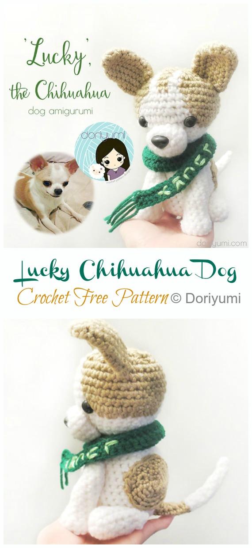 Buffy Dog Amigurumi Free Pattern   Amigurumi free pattern, Crochet ...   1240x570