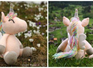 PATTERN: Fairy Unicorn Mermaid Cat Caticorn Purrmaid Crochet | Etsy | 235x324