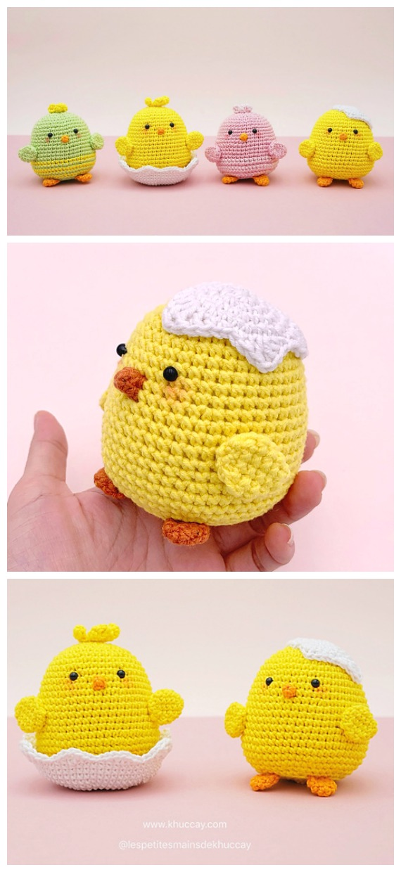 Amigurumi Food: Carrot Surprise Easter Bunny Free Crochet Pattern   1240x570