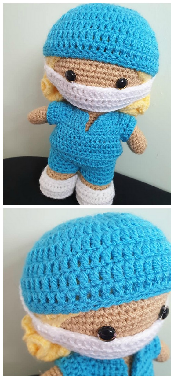 37+ Free Amigurumi Crochet Doll Pattern and Design ideas - Page 30 ... | 1240x570