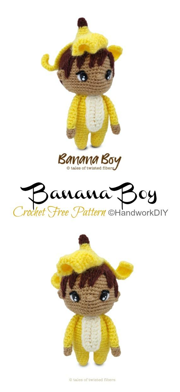 Crochet Boy doll amigurumi pattern - Noga Crochet Store   1240x570
