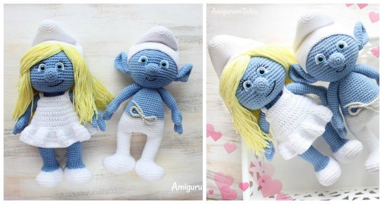 Fashion Doll - Free Crochet Pattern · The Magic Loop | 400x750