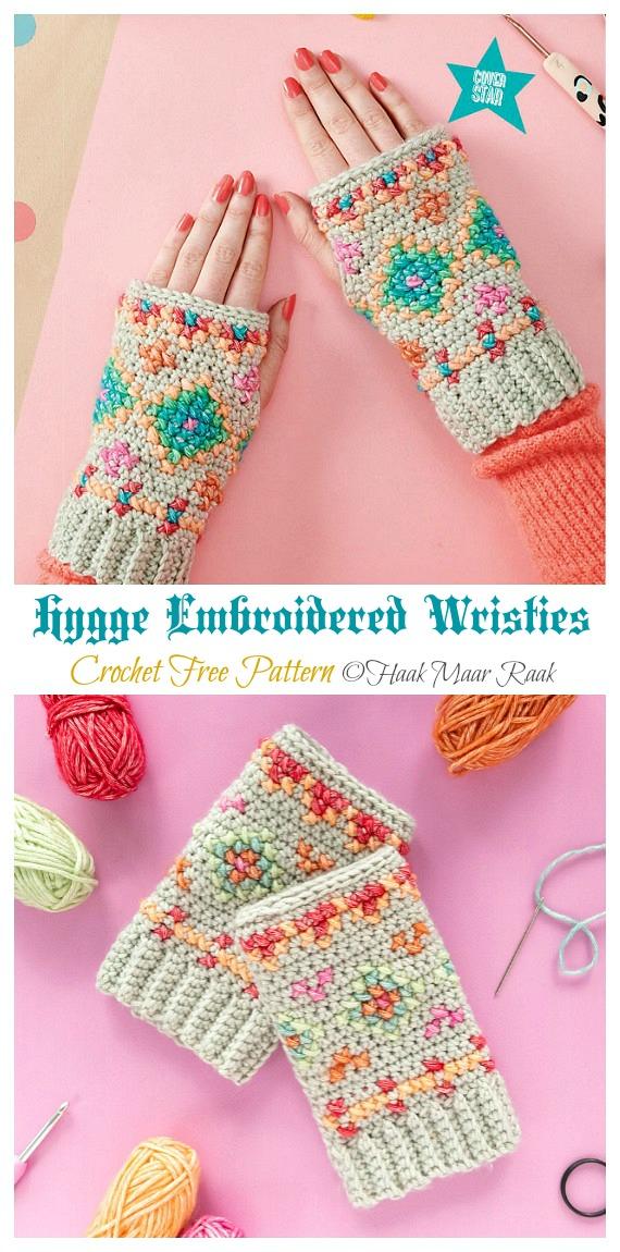 Hygge Fingerless Mittens